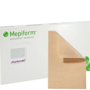 curativo Mepiform é ideal para o tratamento de cicatrizes